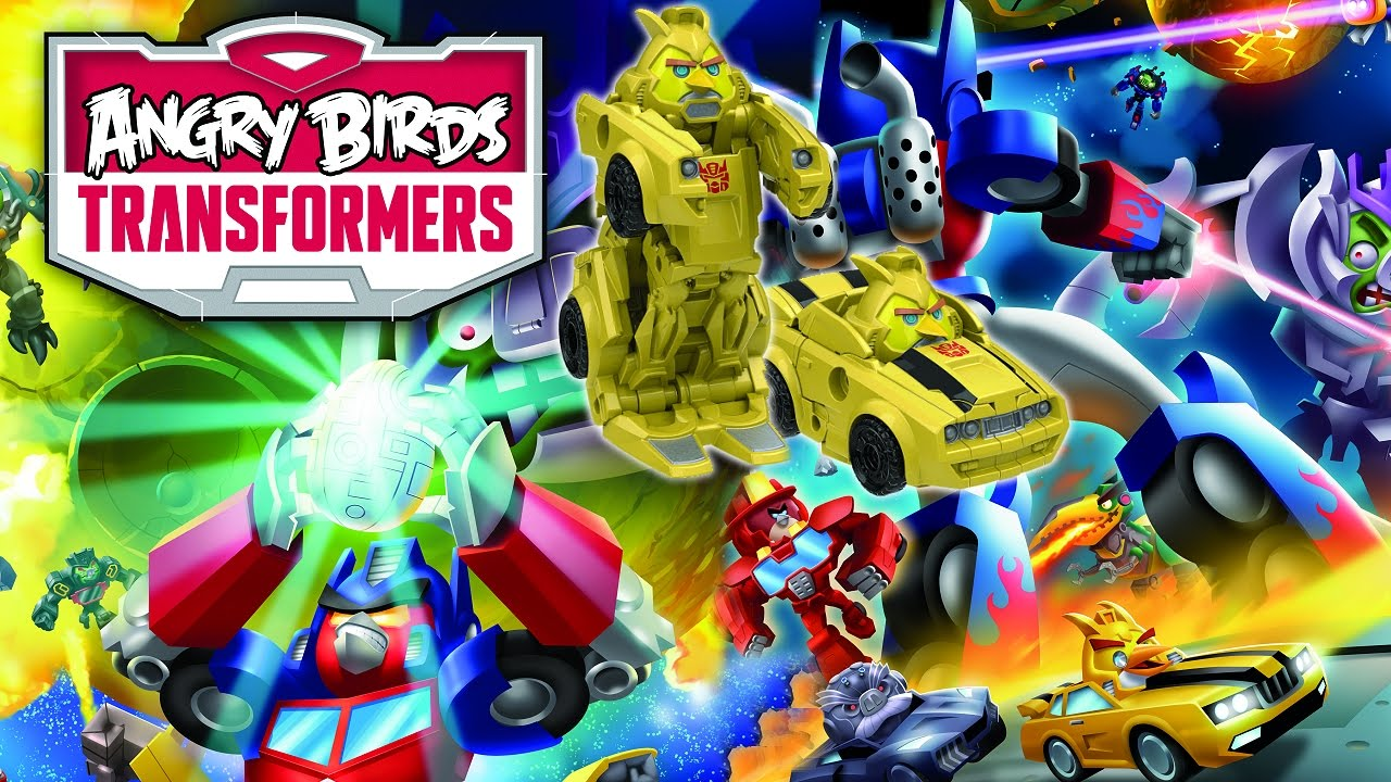 Enjoy Angry Birds Transformers in your Android Devices ...