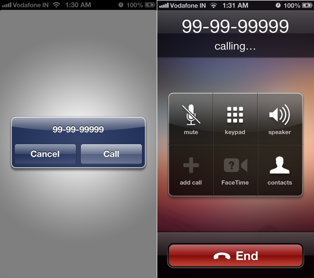 how to divert a call in iphone 5