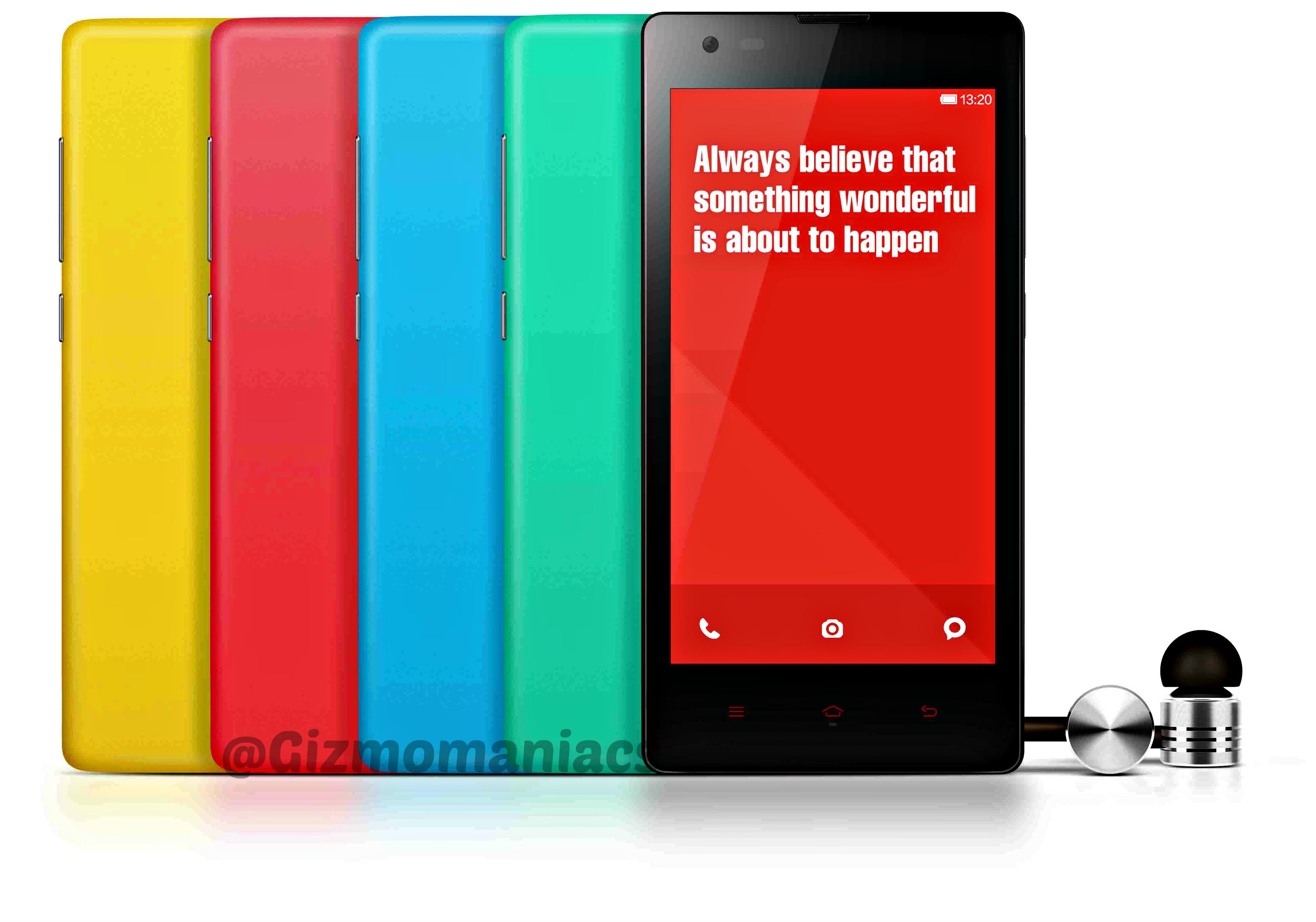 Xiaomi Redmi 1S - Value for money - Radical Hub