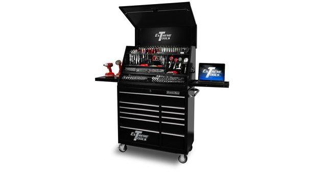 An Organized Toolbox Increases Efficiency