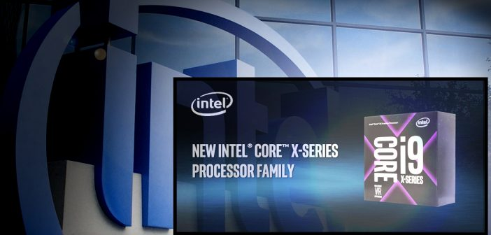 Intel Core i9-7980XE 18 Core Flagship Launches on 25th September