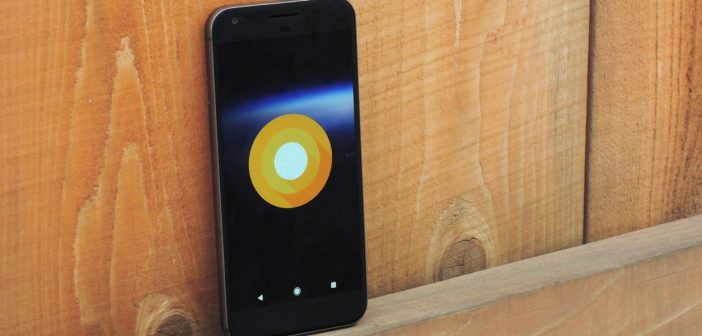 New features about Android O