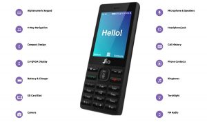 jio mobile phones