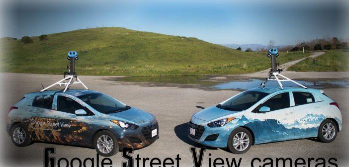 Google Has Advanced its Street View Cameras