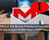 Gmail Will Let You Browse Websites in Your Email with New Accelerated Mobile Pages (AMP)