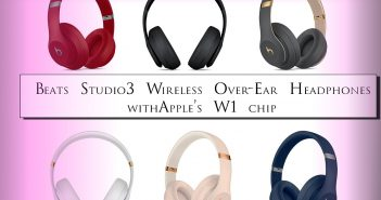 Beats Studio3 iPhone wireless headphones