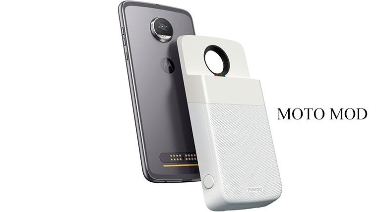 Photo of The InstantMoto of Motorola